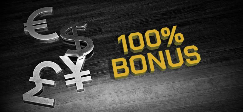 KajeForex - 100% Deposit Bonus